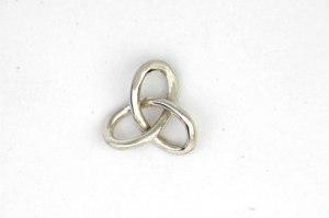 nodul gordian argint